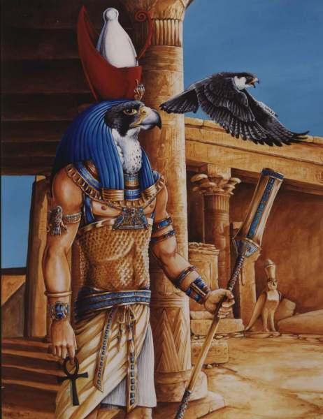 Рубрика мифы древнего египта