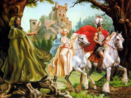 мифы и легенды древней шотландии