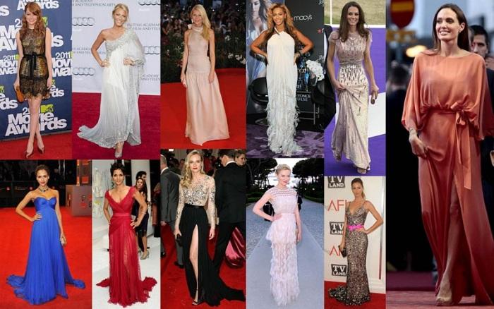 Найти красивые платья фото